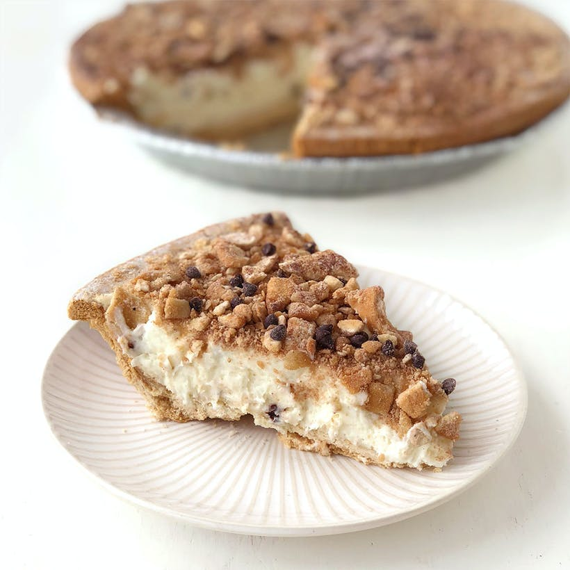 Original Cannoli Pie