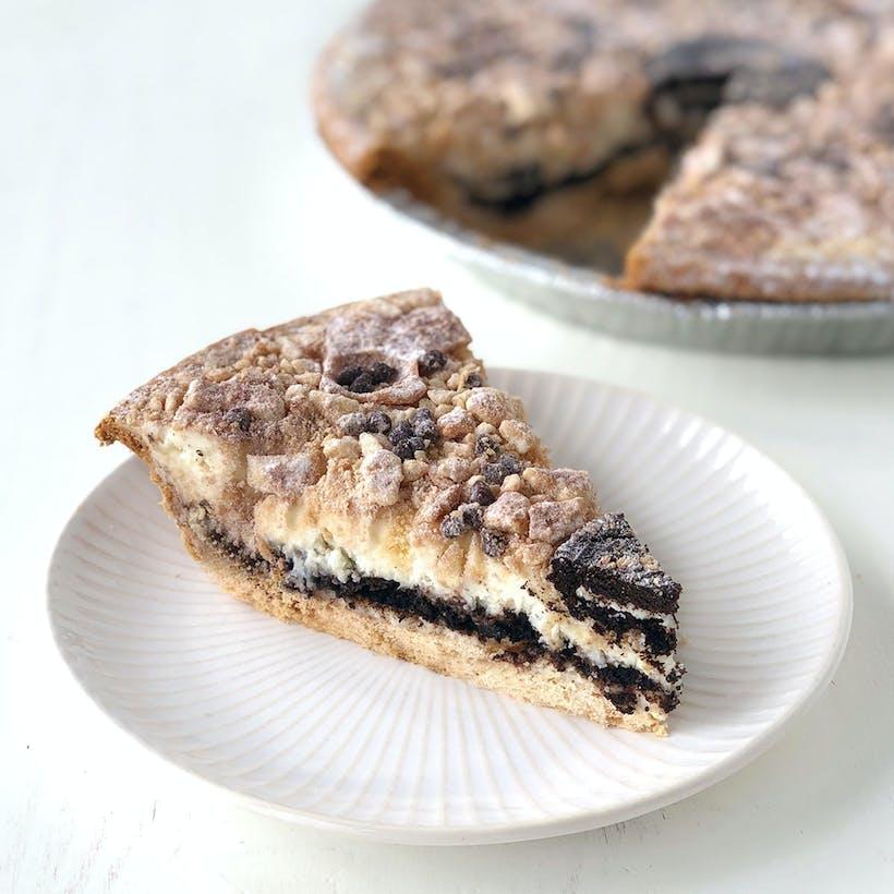 Oreo Cannoli Pie
