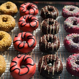 Best Seller Cake Donut Dozen