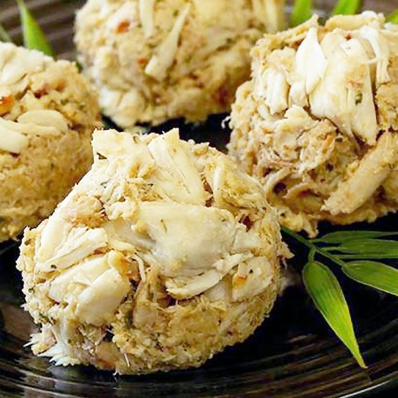 Jumbo Lump Crab Cakes - 12 Pack