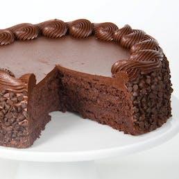 Chocolate Outrage Cake
