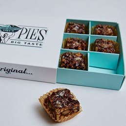 Father's Day Pecan Bites