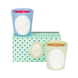 Mini Candle Set - Wild Strawberry & Brioche