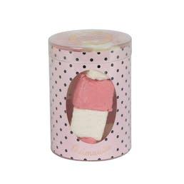 Strawberry and Vanilla Marshmallows