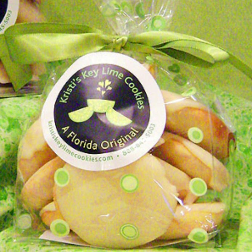 Key Lime Cookies - Large Gift Bags