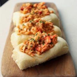 Brown Butter Lobster Roll Kit - 6 Pack