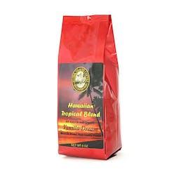 Whole Bean Kona Hawaiian Coffee - 8 oz. bag