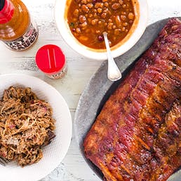 17th Street BBQ Feast for 8-10