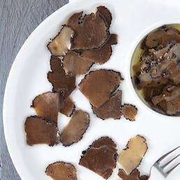 Truffle Carpaccio