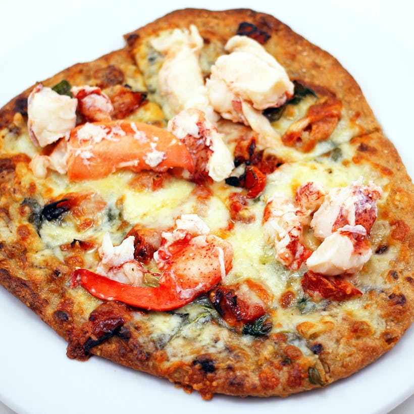 Lobster White Truffle Pizza - 4 Pack