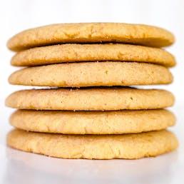 Texas Sized Sugar Cookies - Dozen