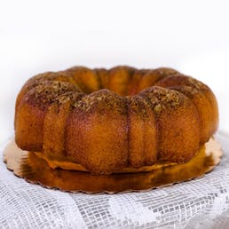Texas Rum Cake