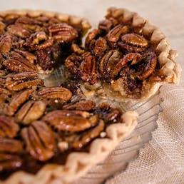 Chocolate Bourbon Texas Pecan Pie