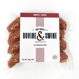 Andouille Sausage - 16 Pack