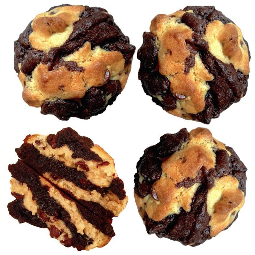 """50/50"" GIANT Cookies Pack"