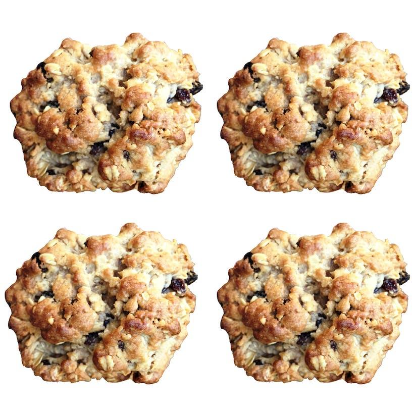 Oatmeal Raisin GIANT Cookies Pack