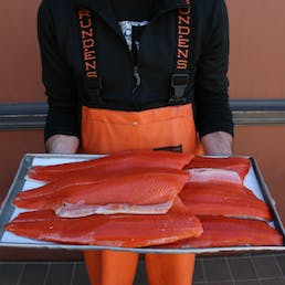 Fresh Sockeye Salmon Fillet by the pound