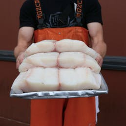 Fresh Halibut Fillet by the pound