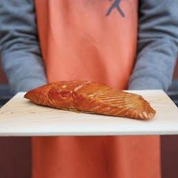 Alderwood Smoked Wild King Salmon - Traditional