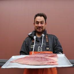 Albacore Tuna - Whole Fish, Fresh