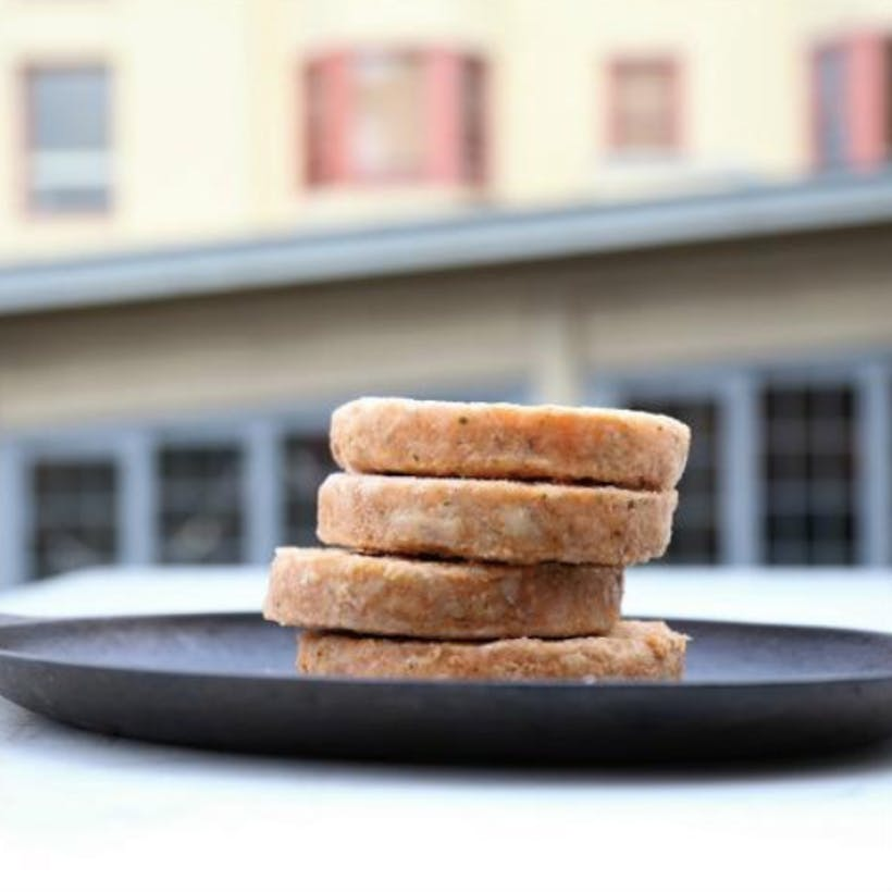 Salmon Burgers - 4 Pack
