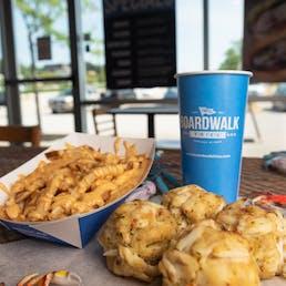 Crab Cakes & Boardwalk Fries