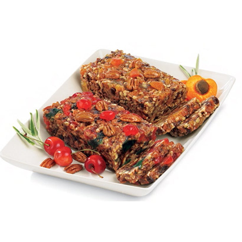 Pecan & Apricot Double Treat Cakes Gift Box