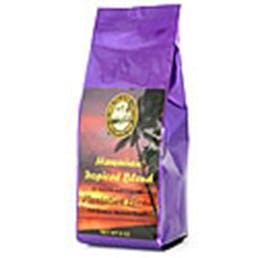 Ground Hawaiian Coffee - 8 oz.