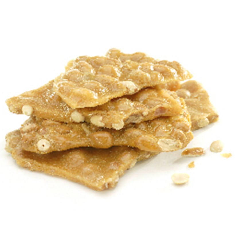 Classic Peanut Brittle - 2 lbs.