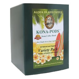 Hawaiian Coffee Senseo Pods- 12 Pack