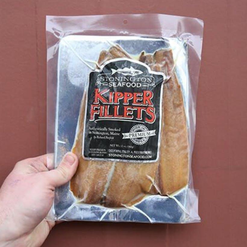 Kippered Herring Packs