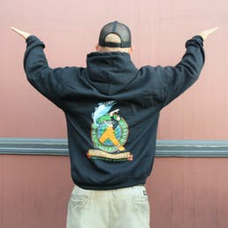 """Pike Place """"Peace"""" Logo Hoodie"""