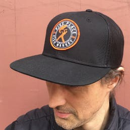 Pike Place Fish Logo Hat