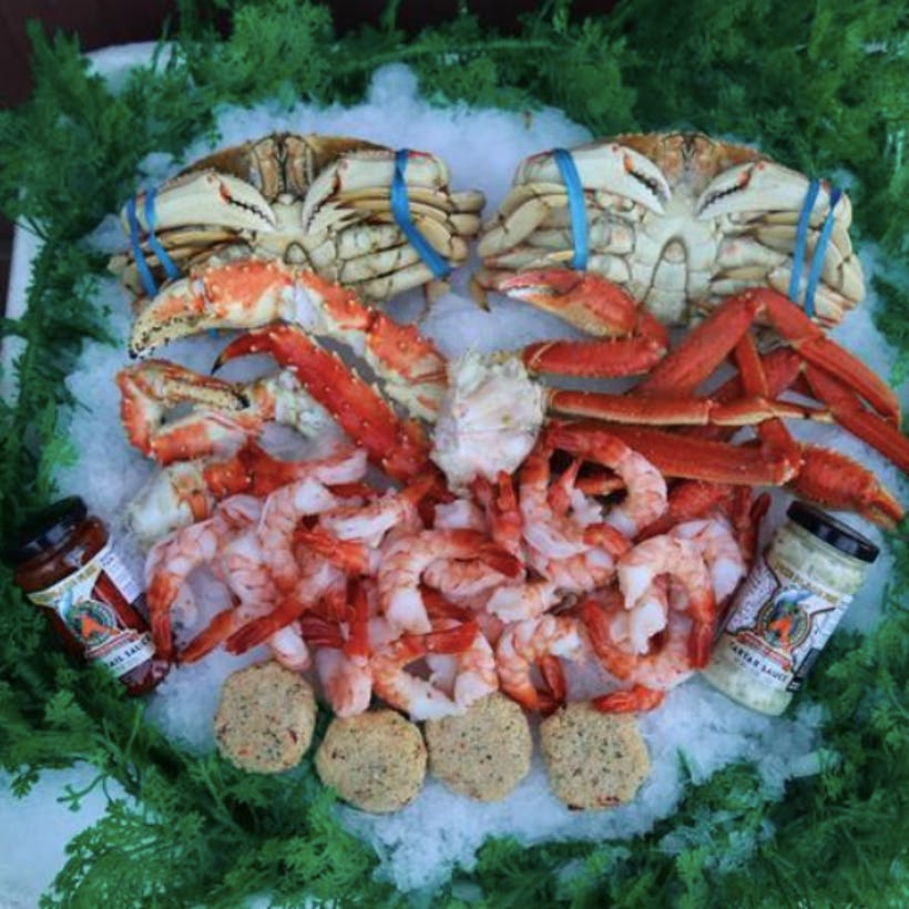 Cooked Seafood Sampler Pack