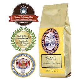 Gold II Kona Coffee