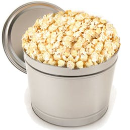 Gourmet White Chocolate and Pecan Popcorn