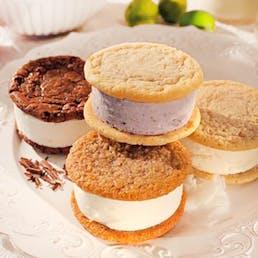 Buy 8 Ice Cream Sandwiches + Get 8 Free