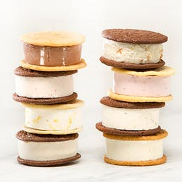 Classic Flavors Ice Cream Sandwich - 8 Pack