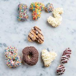 Custom Message Donuts