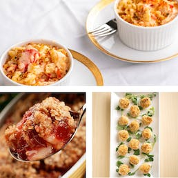 Lobster Truffle Mac & Cheese Dinner for 4