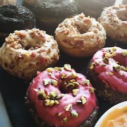 Cake Doughnuts Dozen