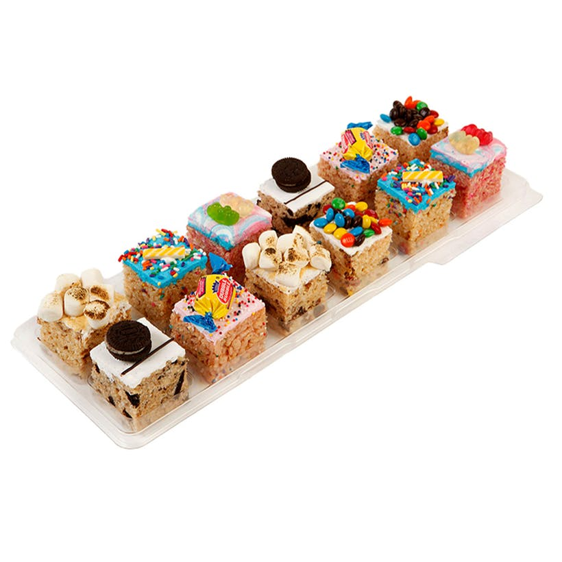 Choose Your Own Rice Krispie Treats - 12 Pack
