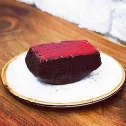 Chocolate Cherry Vegan Travel Cake - 6 Pack