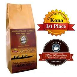Private Reserve Diamond 100% Pure Kona Coffee