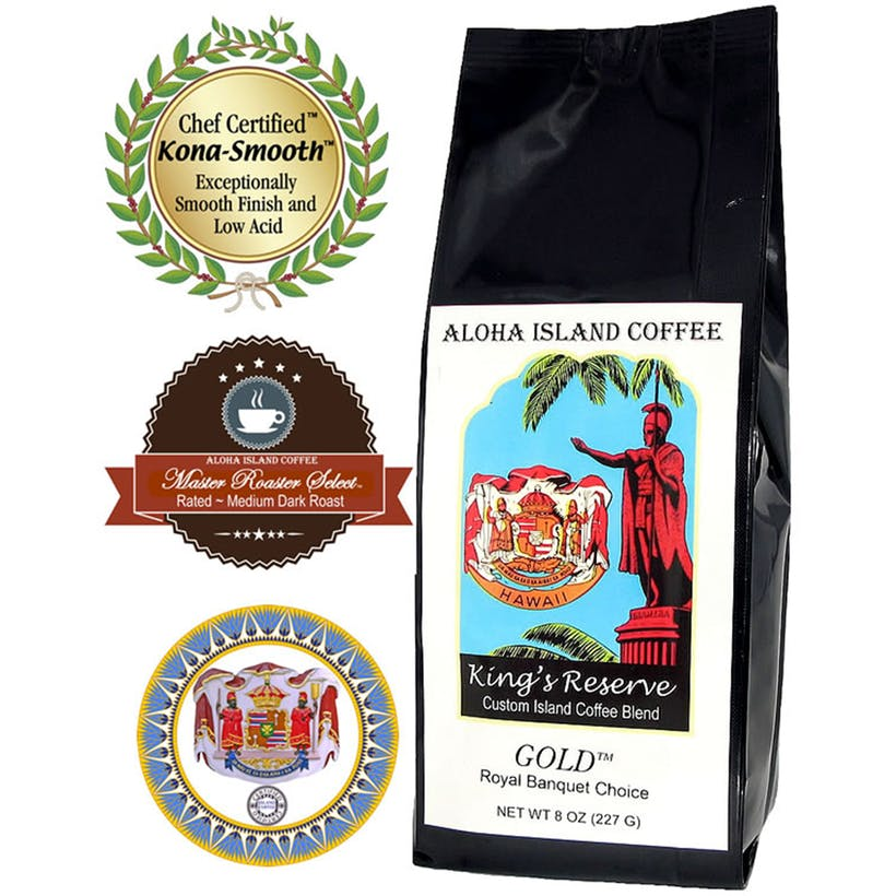 Kings Reserve Gold Blend Coffee