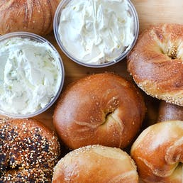 Jewish High Holiday Bagel Break Fast for 6
