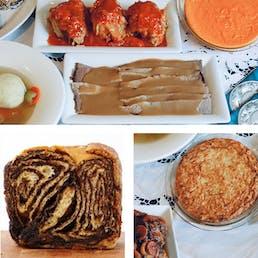 Rosh Hashanah Dinner for 5