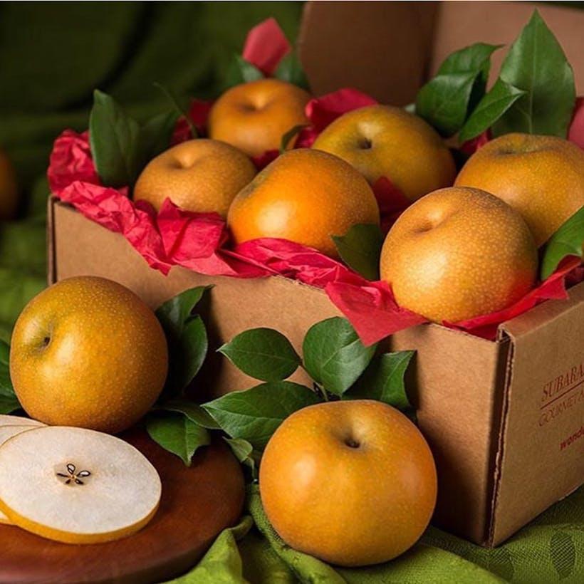 JunoSan Asian Pear Gift Box - Medium