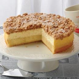 Brooklyn Crumb Cheesecake