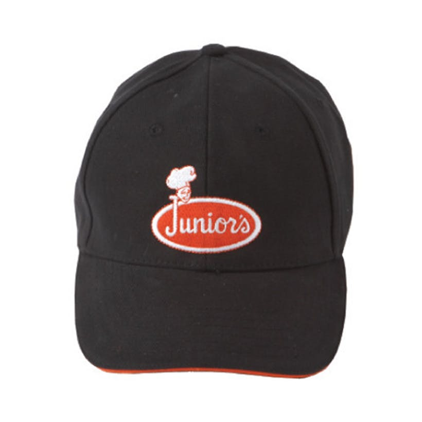 Black Junior's Hat